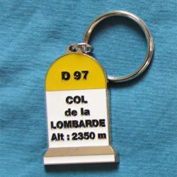Porte-clés col de la Lombarde