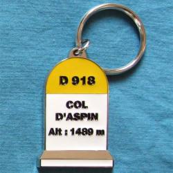 Porte-clés col d' Aspin