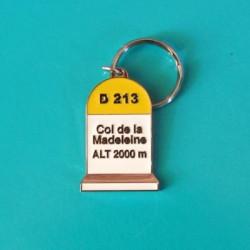 Porte-clés col de la Madeleine