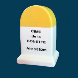 Bonette (cime de la) 2862 m