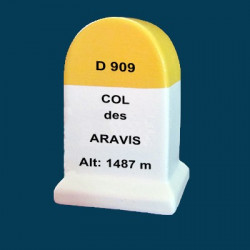 Aravis  1487 m