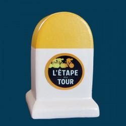 borne etape du tour 2015 St Jean de Maurienne La Toussuire