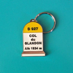 porte-clés col du Glandon