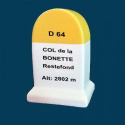 Bonette Restefond (col de la) 2802 m