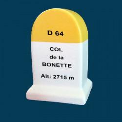 Bonette (col de la) 2715 m