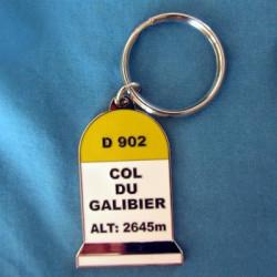 porte clé col du Galibier